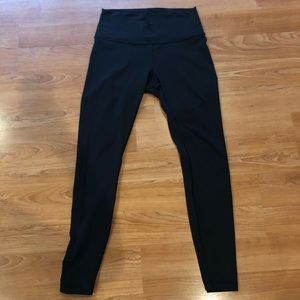 Lululemon wonder under tights